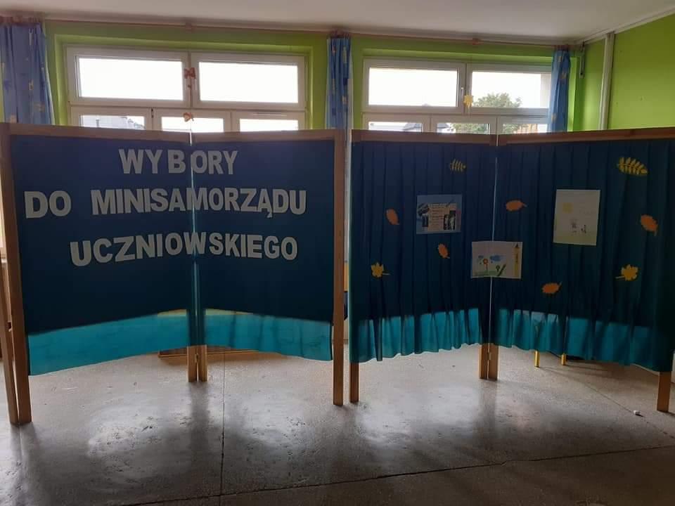 Wybory do Minisamorządu Uczniowskiego