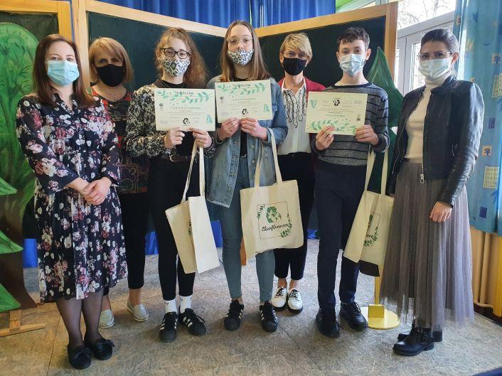 Ekoinfluencer - laureaci konkursu